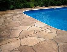 orlando pool decks: how decorative concrete resurfacing can