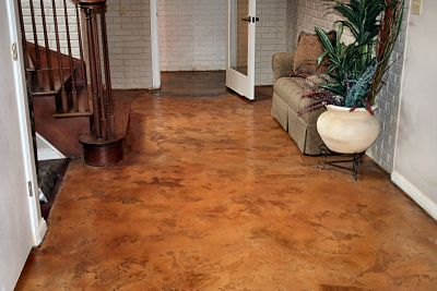 Decorative Concrete Resurfacing Ocala Florida Options