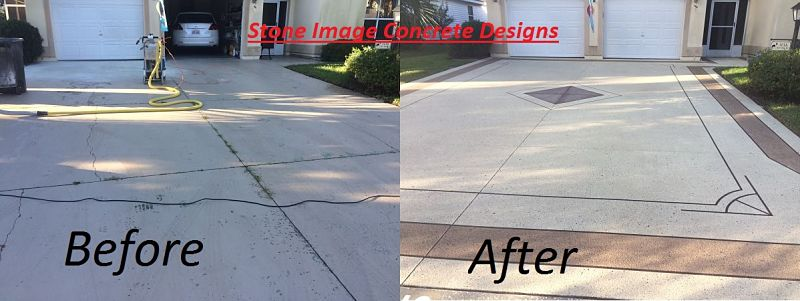 Decorative Concrete The Villages Decorative Concrete